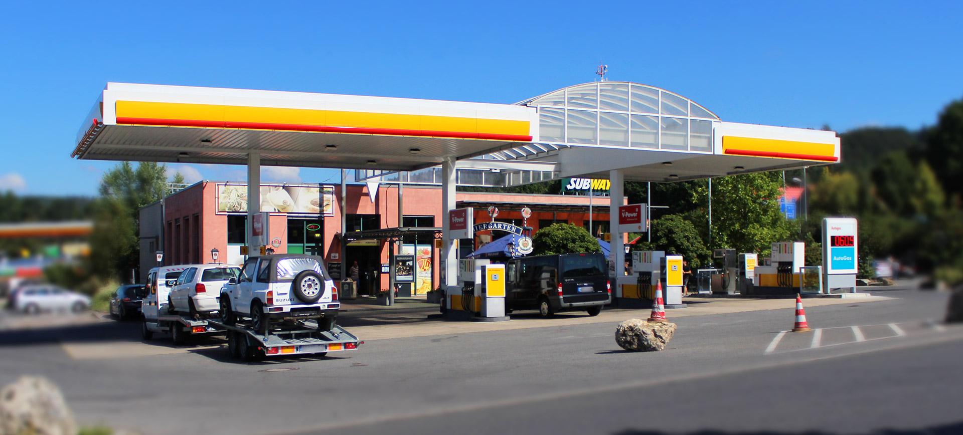 24 Shell Autohof Neumarkt
