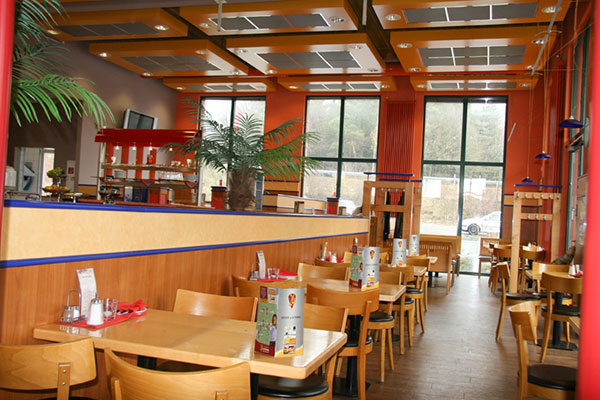 Autohof Neumarkt Gastronomie