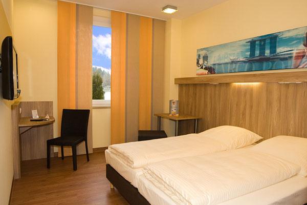 Hotel Neumarkt Zimmer