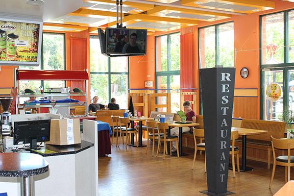 Autohof Neumarkt Restaurant