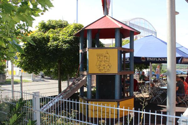 Autohof Neumarkt Spielplatz